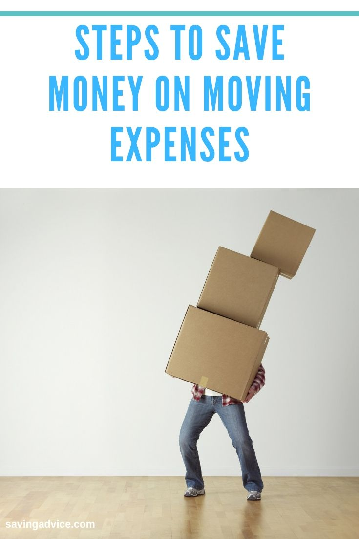 save money on your move
