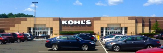 Kohl's Amazon Returns