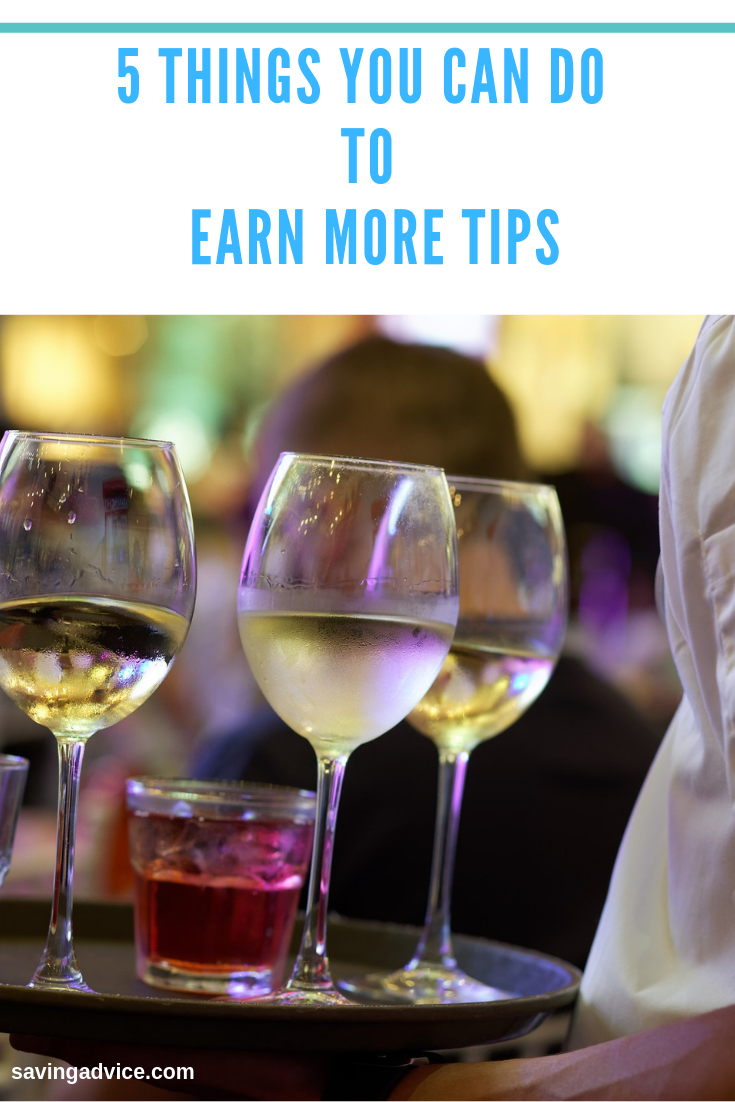 earn a bigger tip
