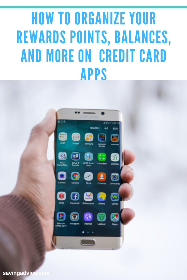 Credit Card Apps Organize Your Rewards Points, Balances, and More
