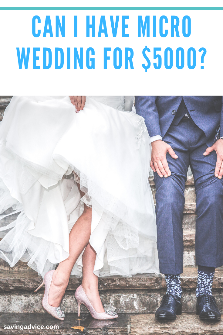 Can I Have Micro Wedding for $5000