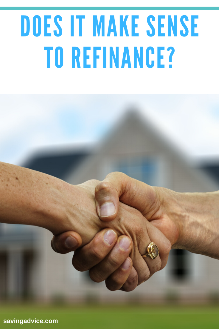 Does it Make Sense to Refinance