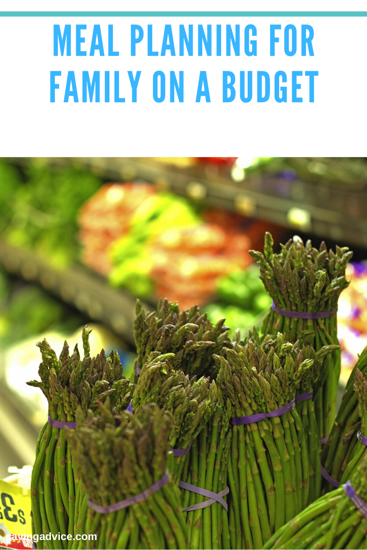 Meal Planning for Family on a Budget