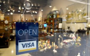 unauthorized total visa card