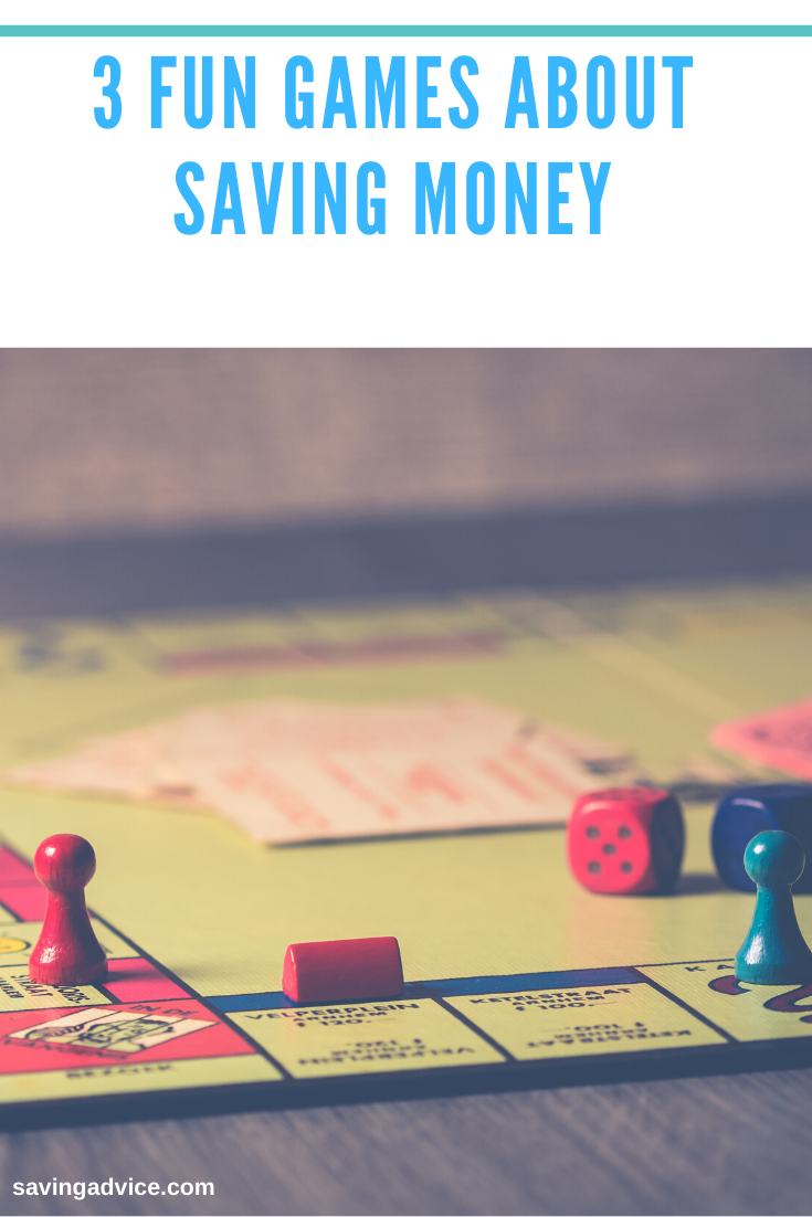 3 Fun Games About Saving Money