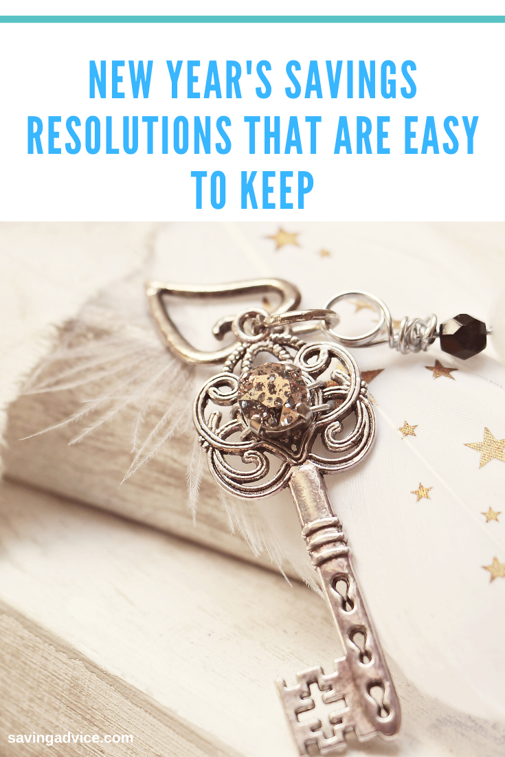 New Year's Savings Resolutions That Are Easy To Keep