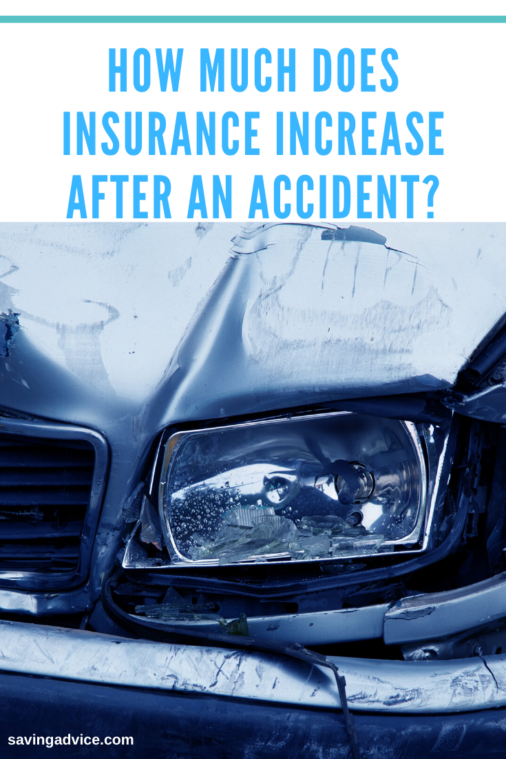 How Much Does Insurance Increase After An Accident