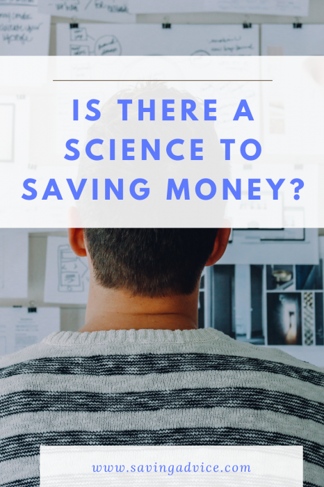science to saving money