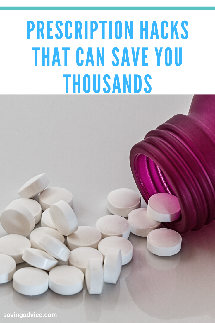 Prescription Hacks That Can Save You Thousands