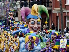Thrift tips for Mardi Gras