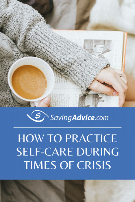 self-care during times of crisis