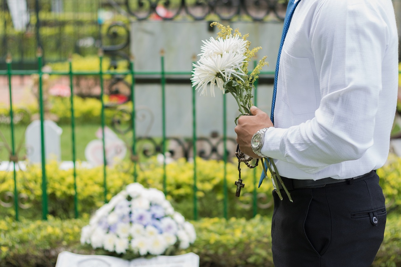 spouse dies without a will