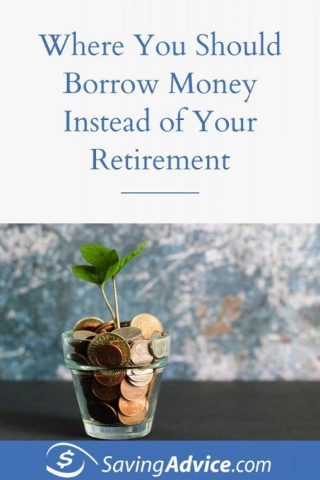 Where you should borrow money