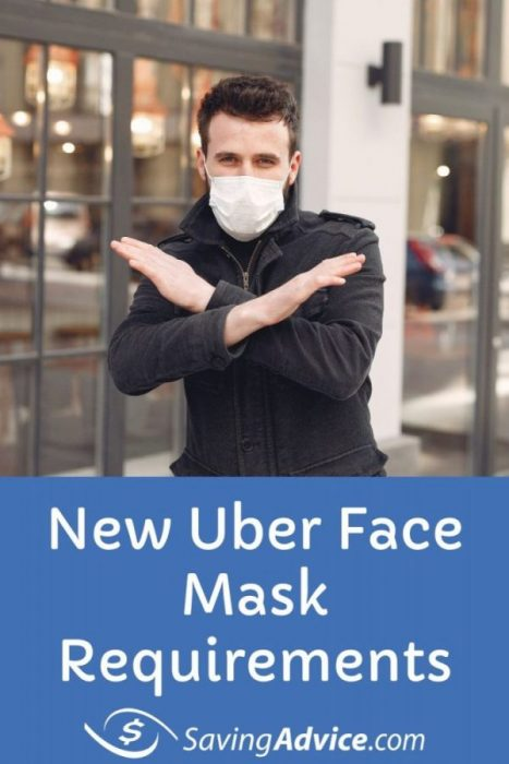Uber's Face Mask Requirement