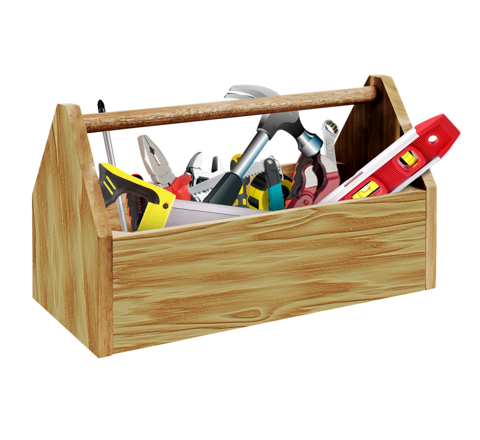 Every adult should have a toolbox