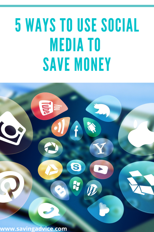 5 Ways to Use Social Media to Save Money