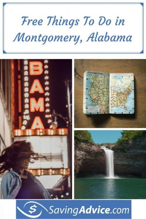 free things to do in Montgomery