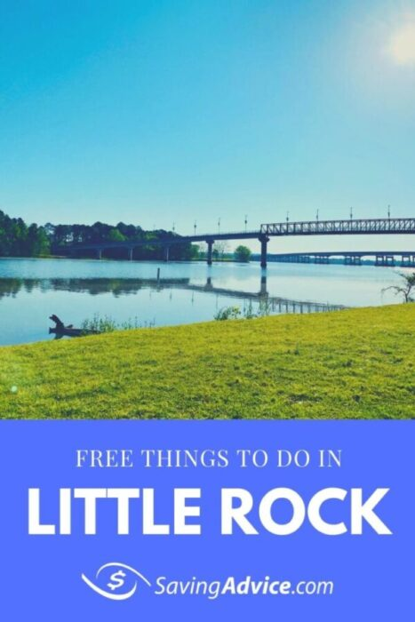 free things to do in little rock