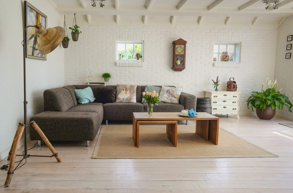 Furnish a home cheap