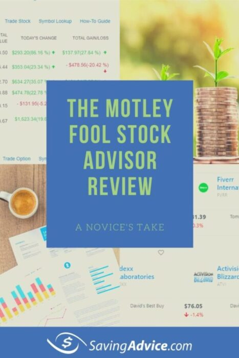 The motley fool stock advisor review