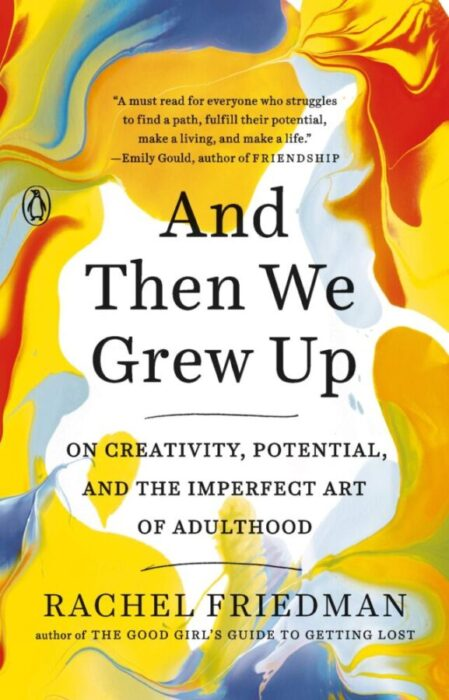 And Then We Grew Up book