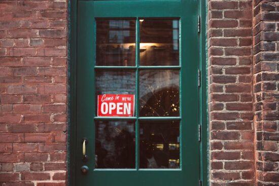 is target open