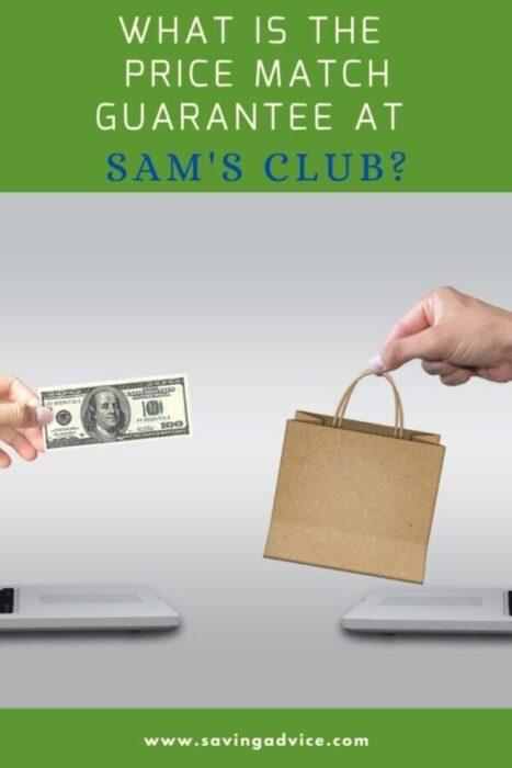 Sam's Club Price Match Guarantee