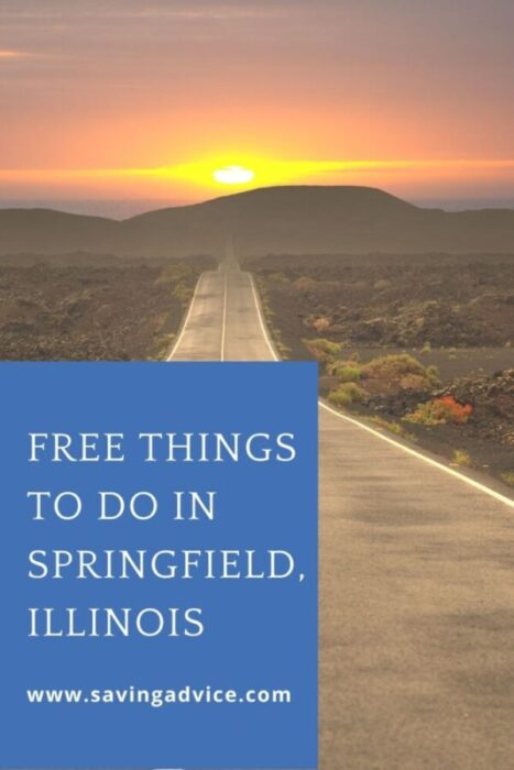 free things to do in springfield